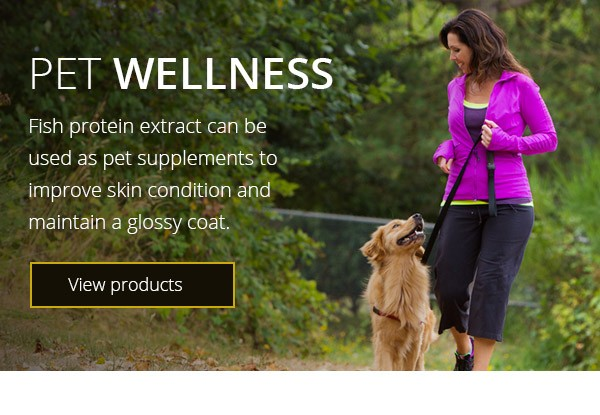 Pet Wellness Ingredients