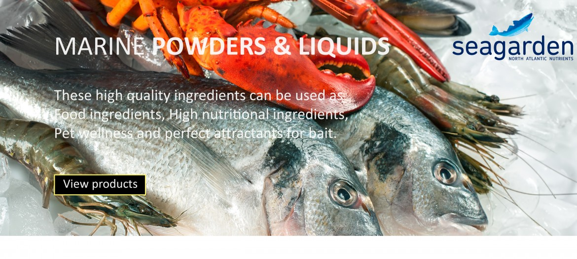 Fish Powders