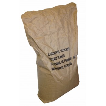 Whole Potato Flake (edible) - 20kg