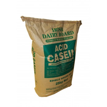 Acid Casein 100 Mesh - Irish (edible) - 25kg