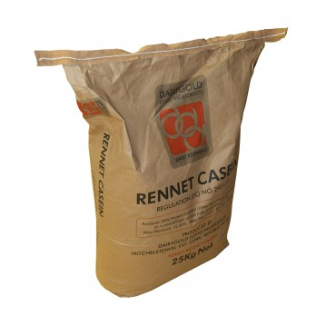 Rennet Casein 90 Mesh - Irish (edible) - 25kg